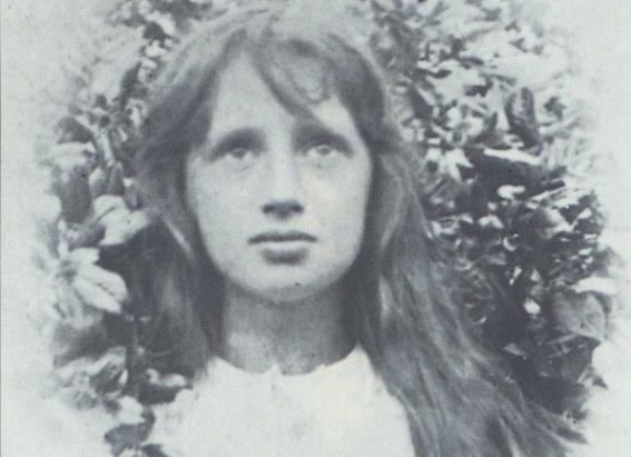 Virginia Woolf little girl