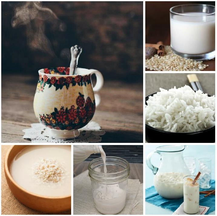 agua de arroz olor corporal