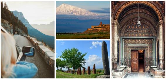armenia viajes de personas inteligentes