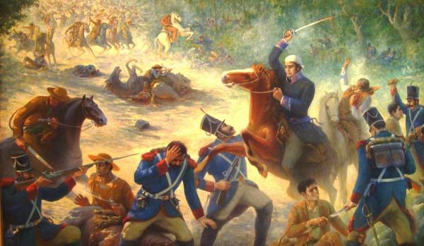 6 pinturas que muestran que la lucha es lo que mejor