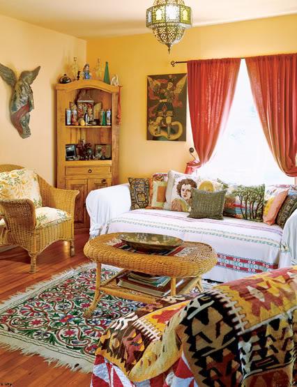 Consejos para decorar tu casa con un estilo mexicano y for Decoracion de cuadros para comedor