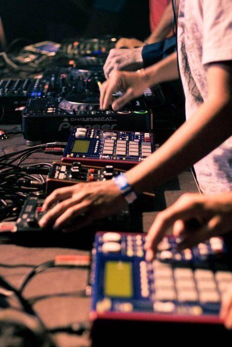 bandas de musica electronica