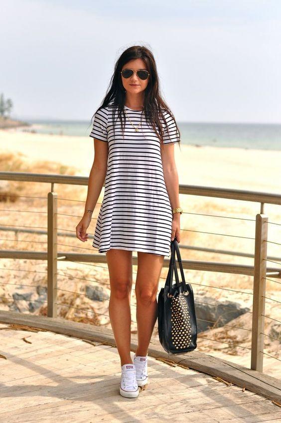 estilo de marilyn monroe playa