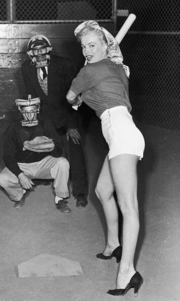 estilo de marilyn monroe shorts
