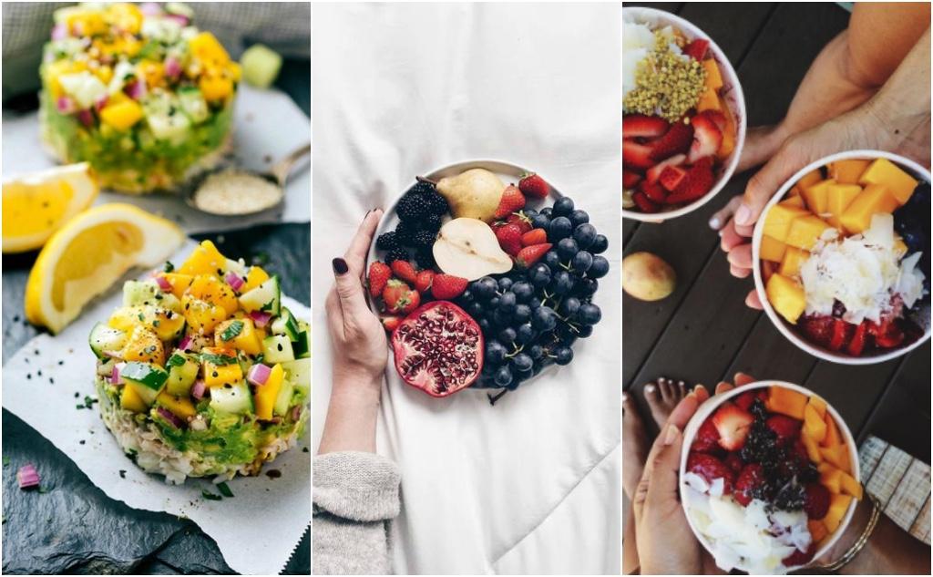 fruta alimentos desintoxicar