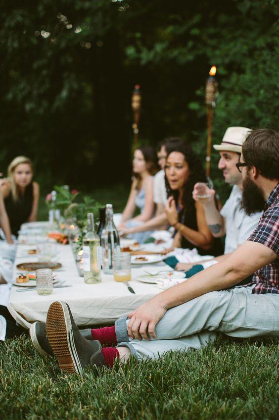 ideas para cena amigos