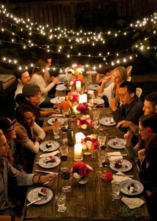 Cosas que debes tomar en cuenta para tener una cena con - Ideas cena amigos ...
