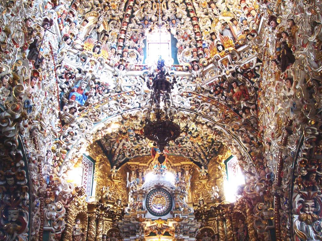 Iglesia de Santa María de Tonantzintla
