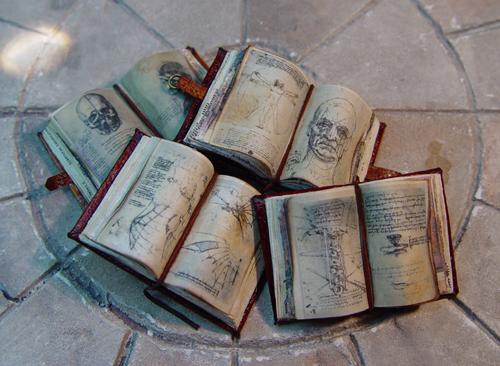 book of leaves da vinci pdf
