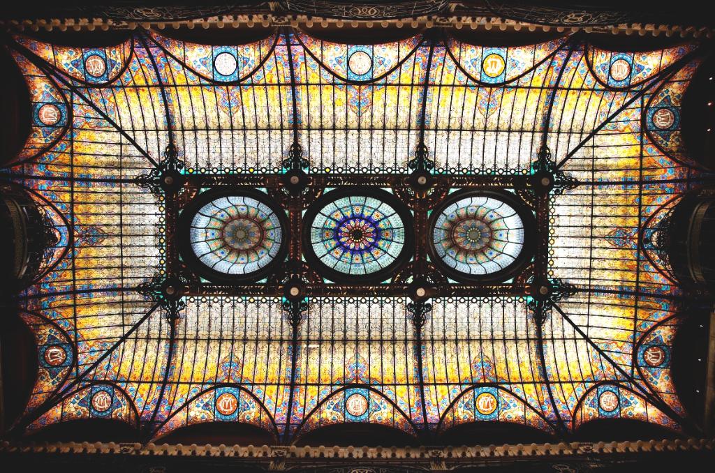 vitral Tiffany