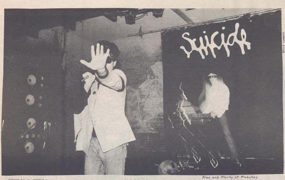 discos de punk / Suicide