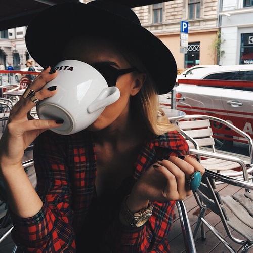 leer el café