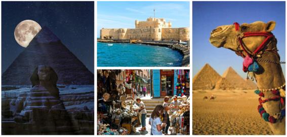 viajes de personas inteligentes egipto