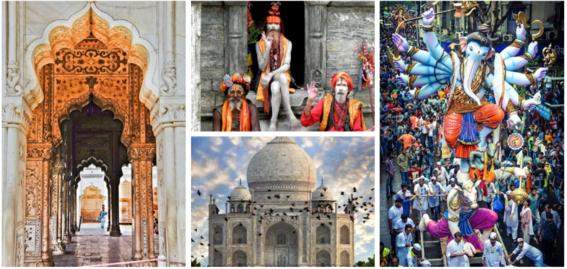 viajes de personas inteligentes india