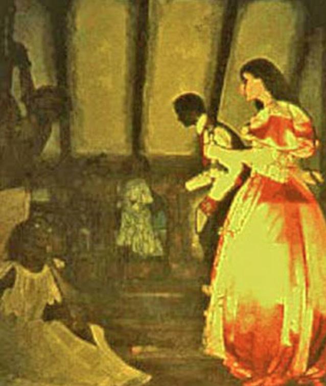 """Resultado de imagen para """"Reina del vudú"""" Delphine LaLaurie"""