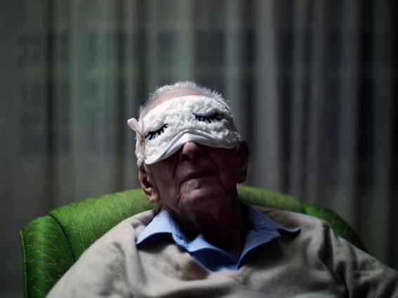 El fotógrafo que capturó los recuerdos finales de su padre con Alzheimer