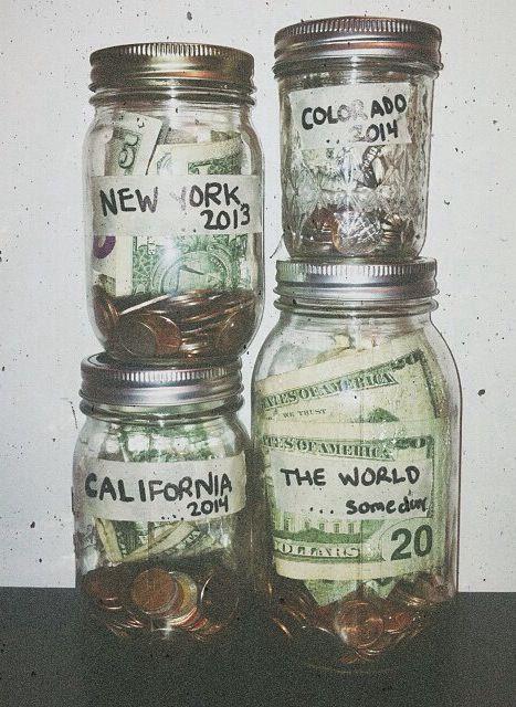ahorrar mientras viajas dinero