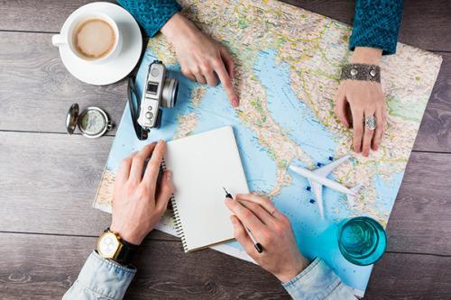 ahorrar mientras viajas presupuesto