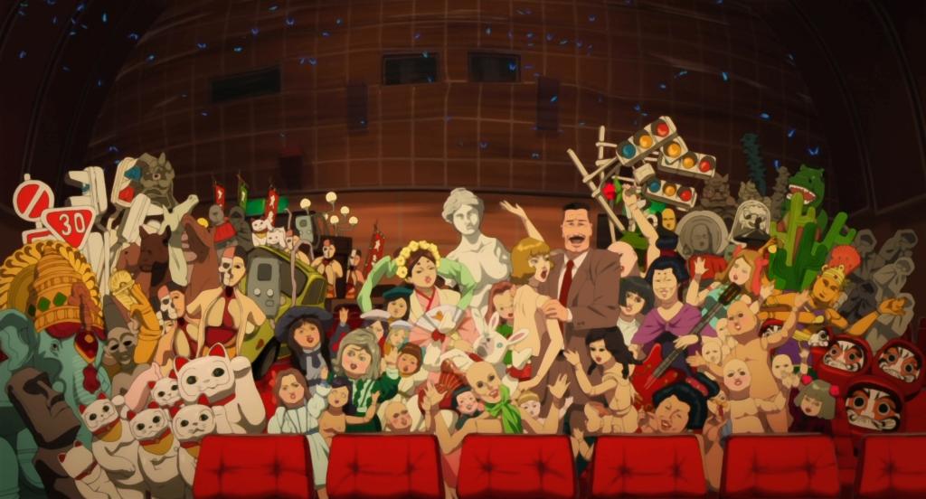animes filosoficos paprika