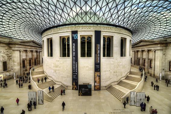coleccion del museo britanico 1