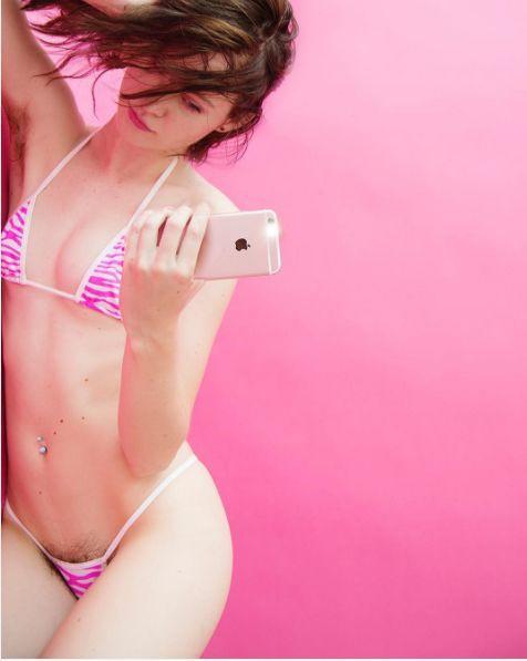 bikini fotos sobre sexualidad femenina