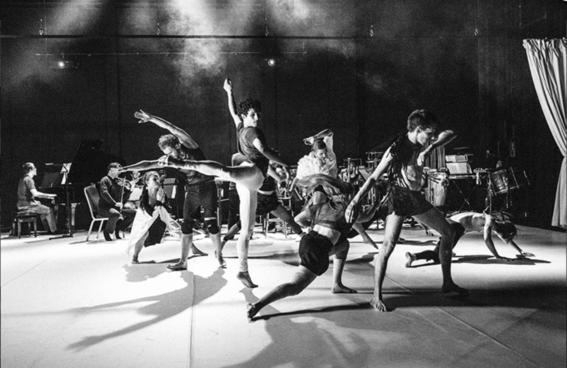 danza en el inba
