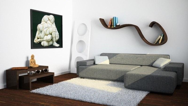 7 obras de arte para inspirar la decoraci n de tu casa for Decoracion minimalista para departamentos