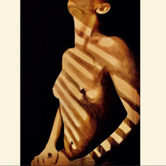 desnudo en sombras frida castelli