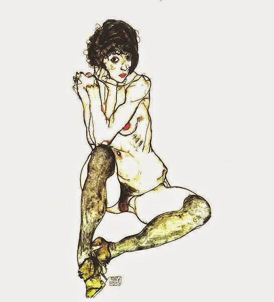 Egon schiele erotic photos and other amusements