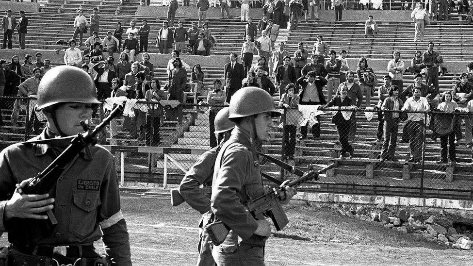 estadio nacional chile dictadura