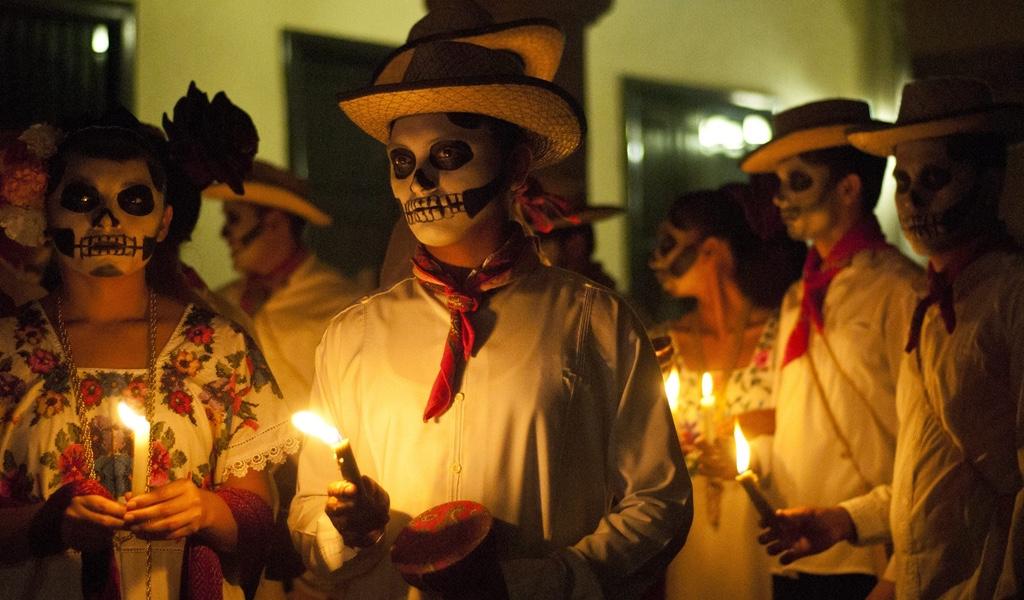 El Día De Muertos Es La Fiesta Favorita De Los Viajeros: La Fiesta Pagana Que Se Convirtió En La Celebración De
