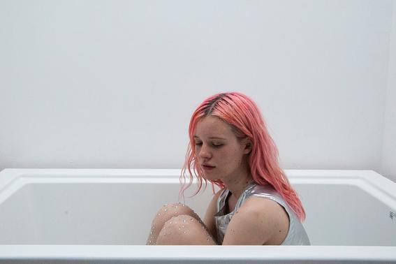 fotos sobre la sexualidad femenina sin dormir