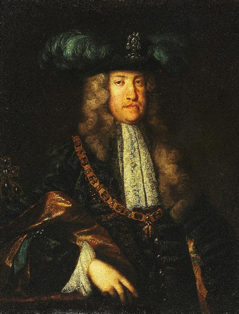 {{Title|de=Porträt [[:de:Karl VI. (HRR)|Kaiser Karl VI.]] |en= {{Portrait of male|[[:en:Charles VI, Holy Roman Emperor|Emperor Charles VI]]}} |ru=[[:ru:Карл VI (император Священной Римской империи)|Портрет императора Карла VI.]]}} (1685-1740)