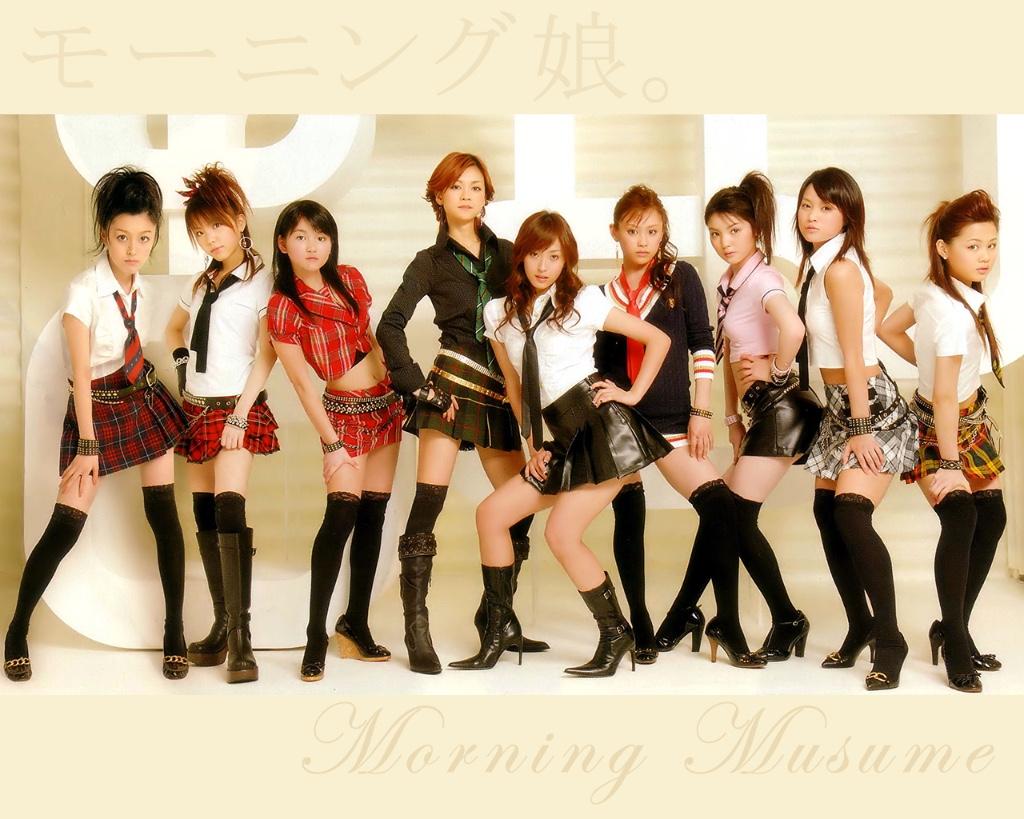 idols japonesas morning musume