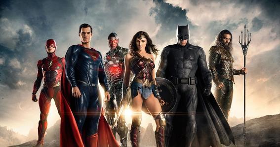 peliculas de superheroes justice