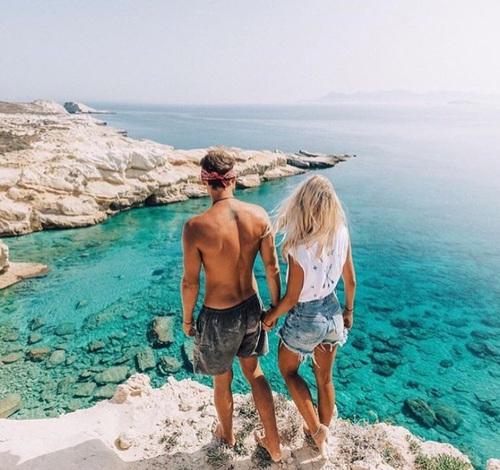 Viajes con el amor de tu vida