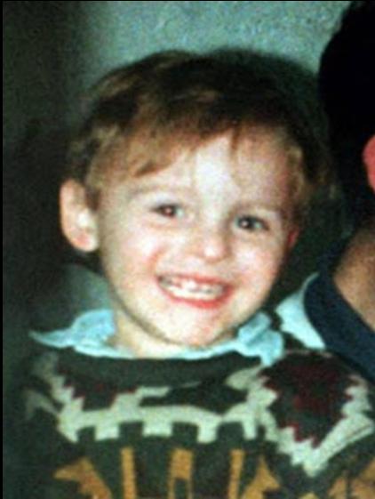 Asesinato de James Bulger nino