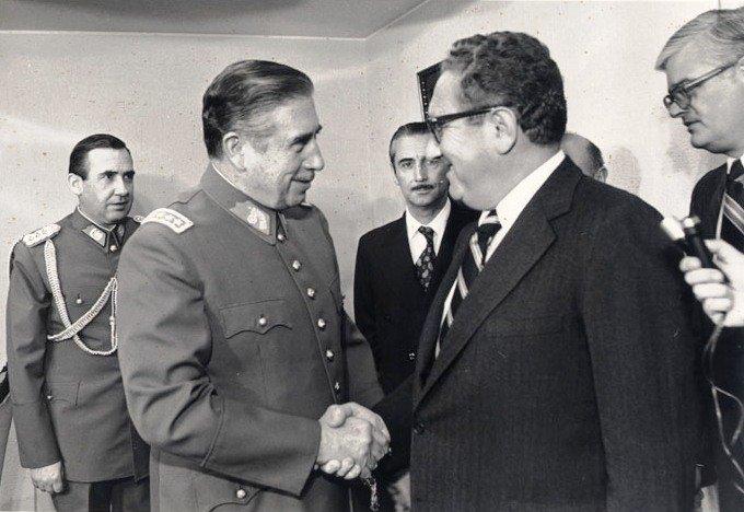 augusto Pinochet Nobel Prize