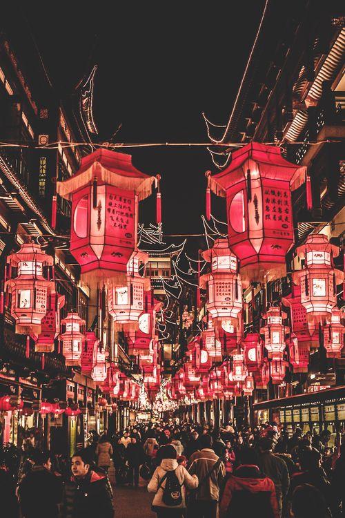 amor internacional china