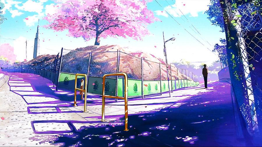 anime 5 centimetros