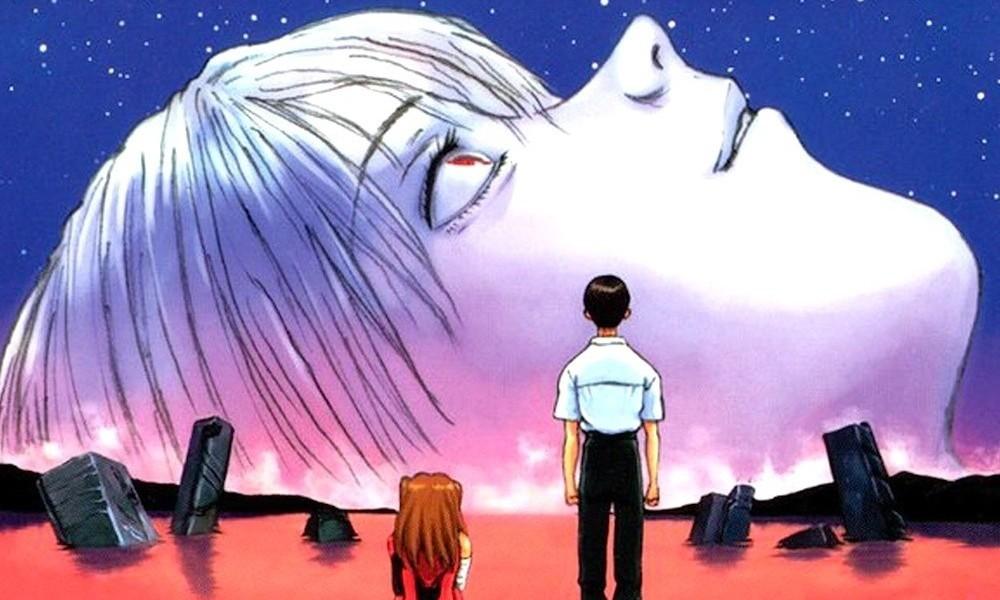 anime evangelion end