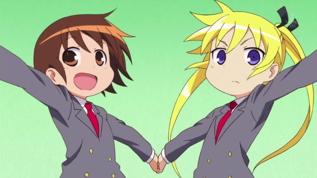 anime kill me baby