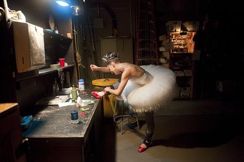 bailarina  rusa papo