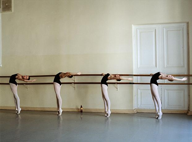 bailarina  rusa
