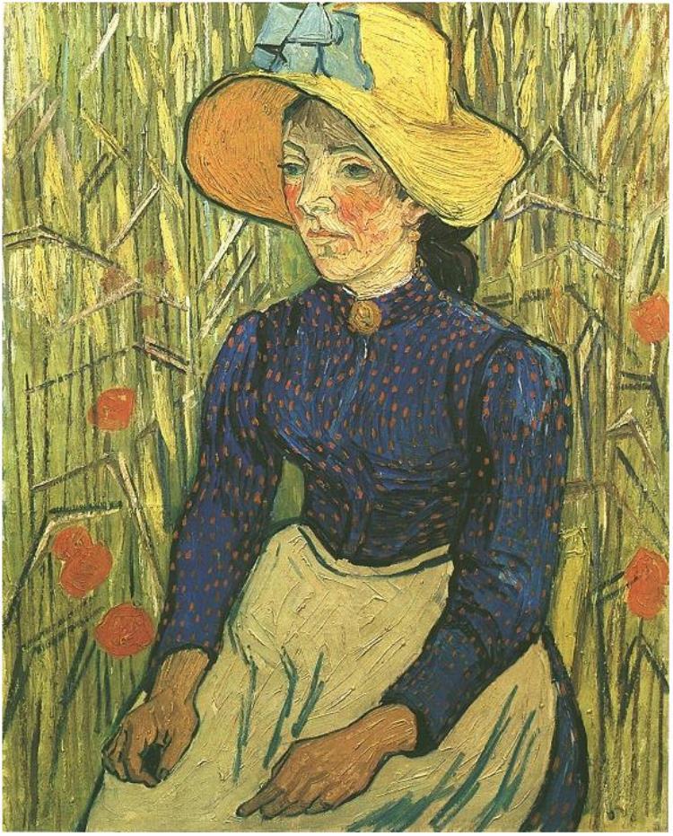 Van La 49 Gogh Arte Estrellada Pinturas De Además Noche R1SqXES