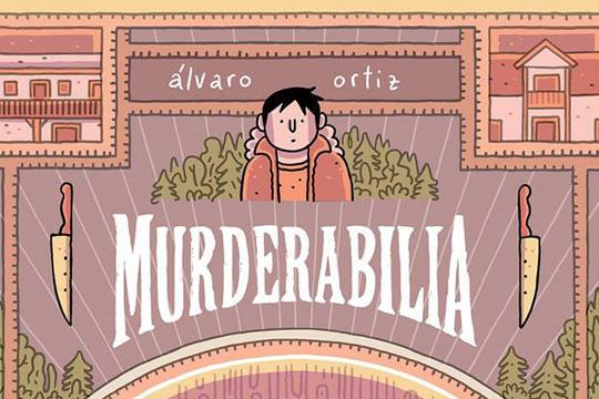 comics murderabilia