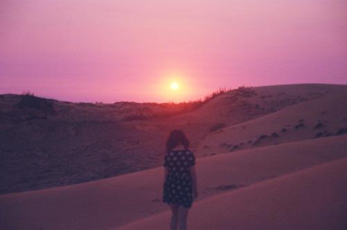 betrayal sunset