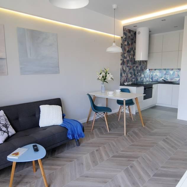 7 consejos para decorar tu departamento si tienes poco for Como decorar un apartamento de 45 metros