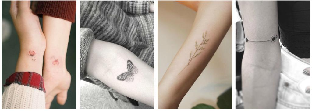 Tatuajes En Los Brazos Que Las Personas Elegantes Amarán Diseño