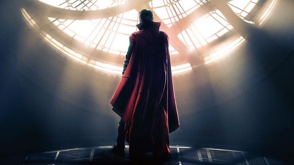 doctor strange benedict